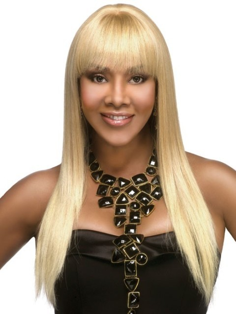 African American Blonde Wigs