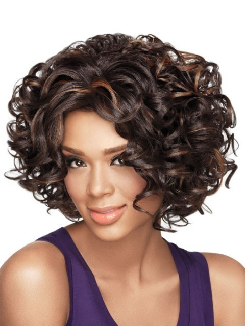 African American Curly Wigs