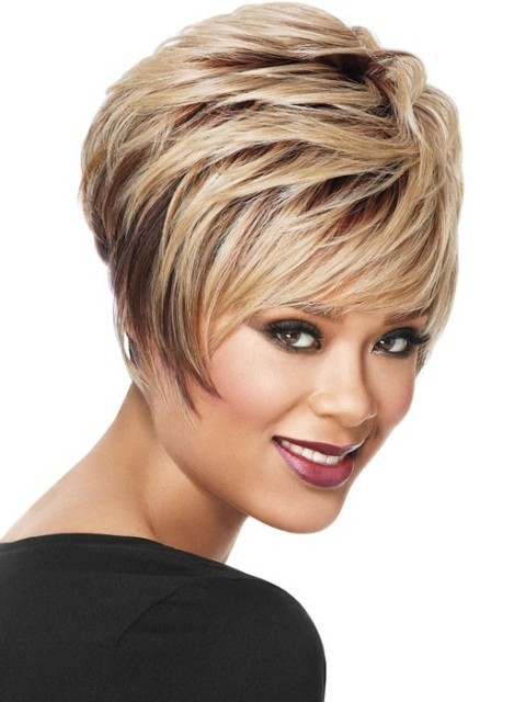 African American Pixie Wigs