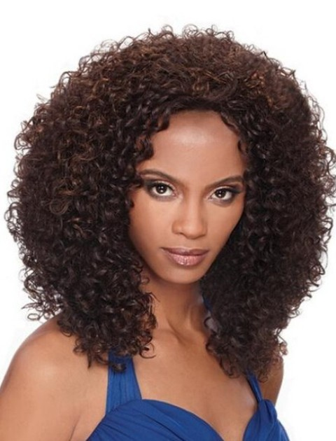 African American Synthetic Hair Wigs