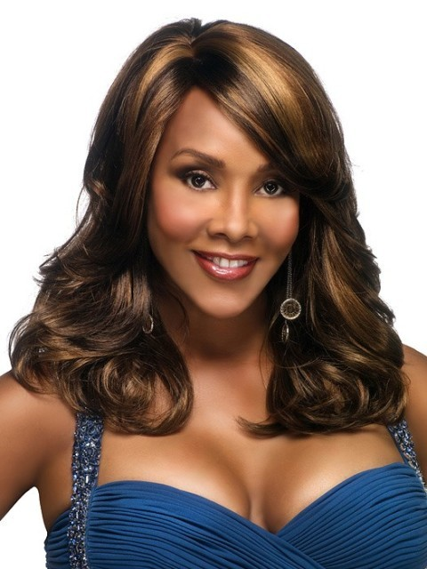 African American Vivica Fox Wigs