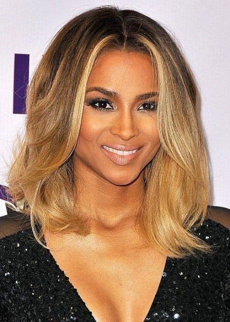 Ombre Lace Wigs for Black Women