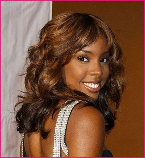 Ombre Sassy Lace-Wigs for Black Women