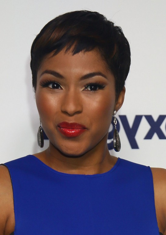 SHORT PIXIE FOR BLACK WOMEN WITH SHORT BANGS