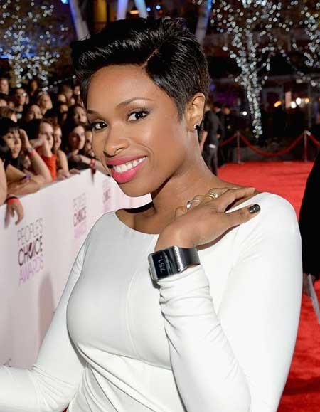 SMOOTH SHORT PIXIE FOR BLACK WOMEN