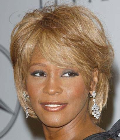 Short African American Human Hair Wigs