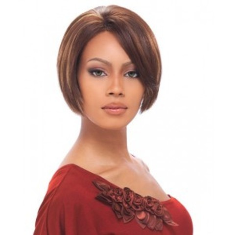Short Ombre Lace Wigs for Black Women