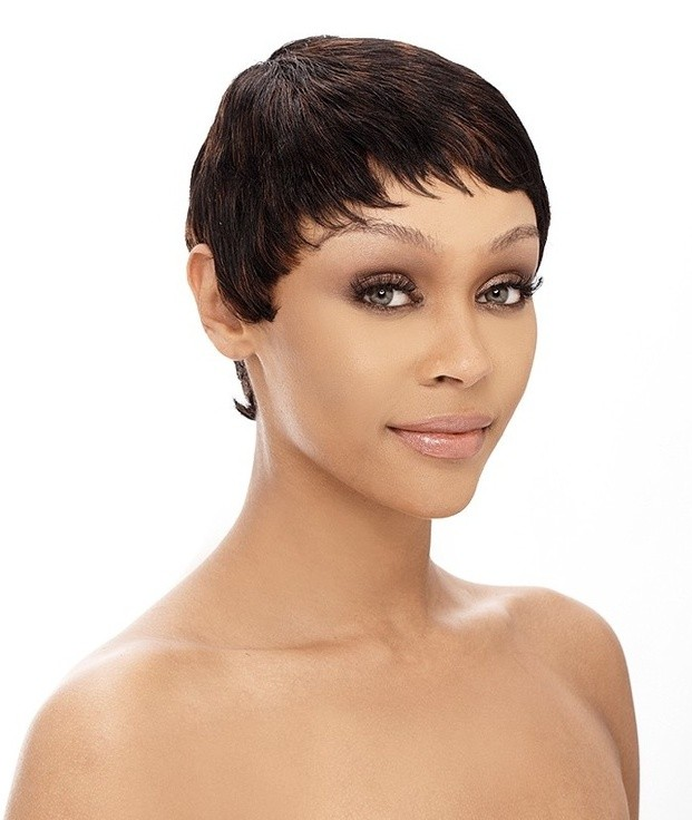 Black Short Natural Haircuts