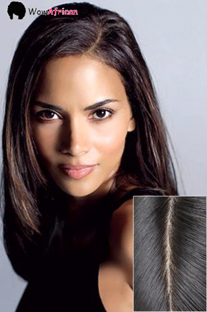 Silk Top Lace Wigs for Black Women
