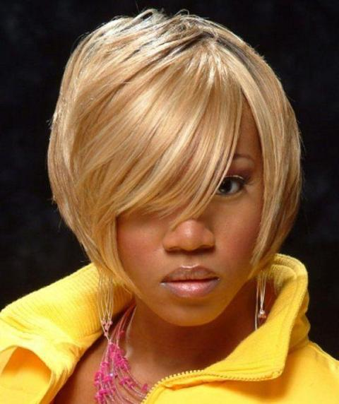 Straight Short Bob Wigs for Black Women