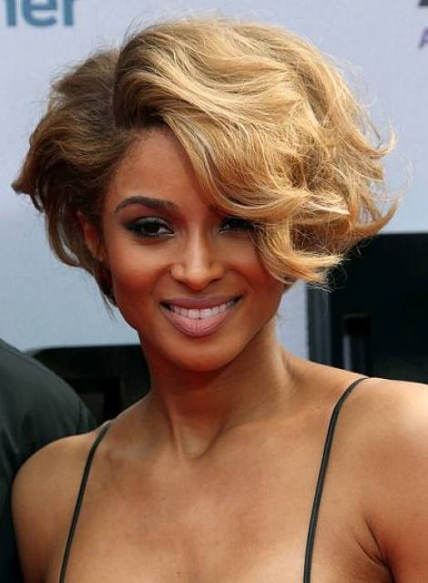 TRENDY OMBRE BOB FOR AFRICAN AMERICAN WOMEN