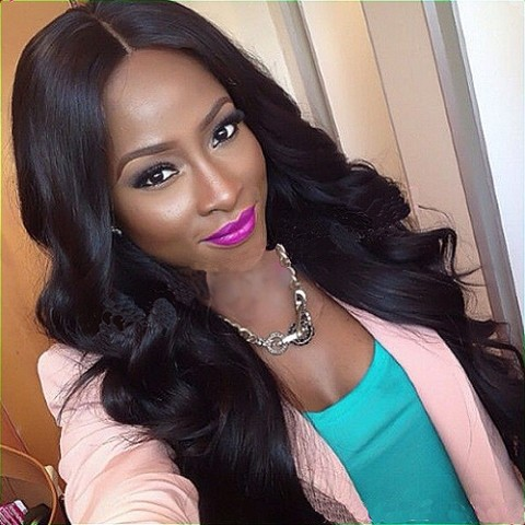 Wavy Glueless Lace Wigs for Black Women
