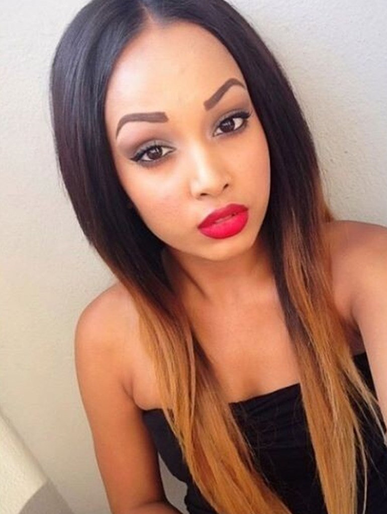 ombre african american lace front wigs