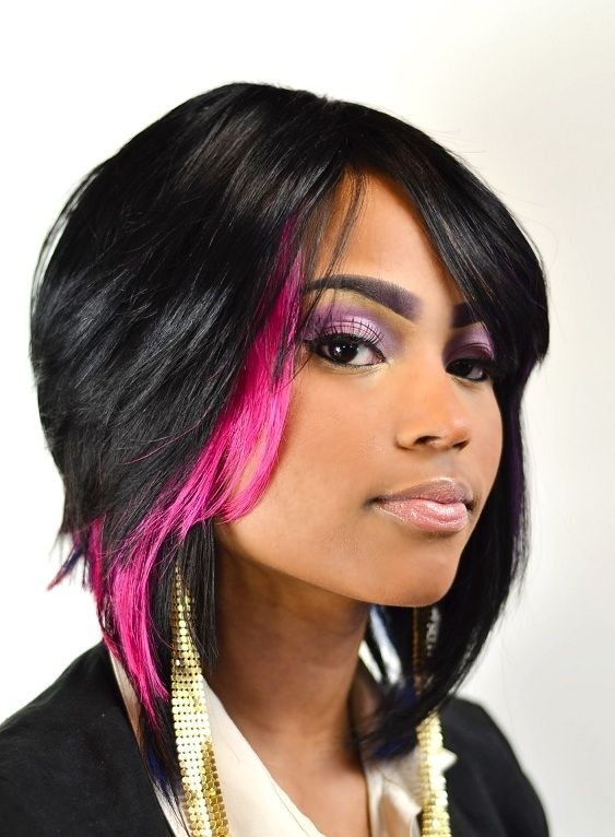 Excellent 50 Best Medium Hairstyles For Black African American Women 2017 Hairstyle Inspiration Daily Dogsangcom