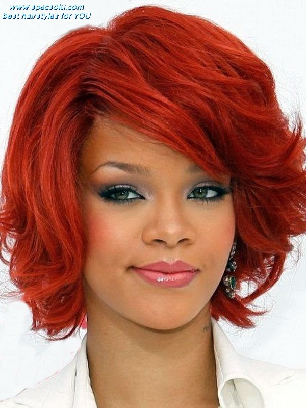 Pleasant 50 Best Medium Hairstyles For Black African American Women 2017 Hairstyle Inspiration Daily Dogsangcom