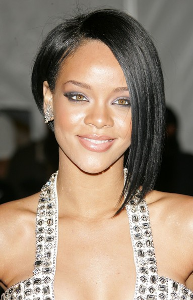 BEST MEDIUM ONE SIDE SHORT AND LONG HAIRSTYLE BLACK WOMEN