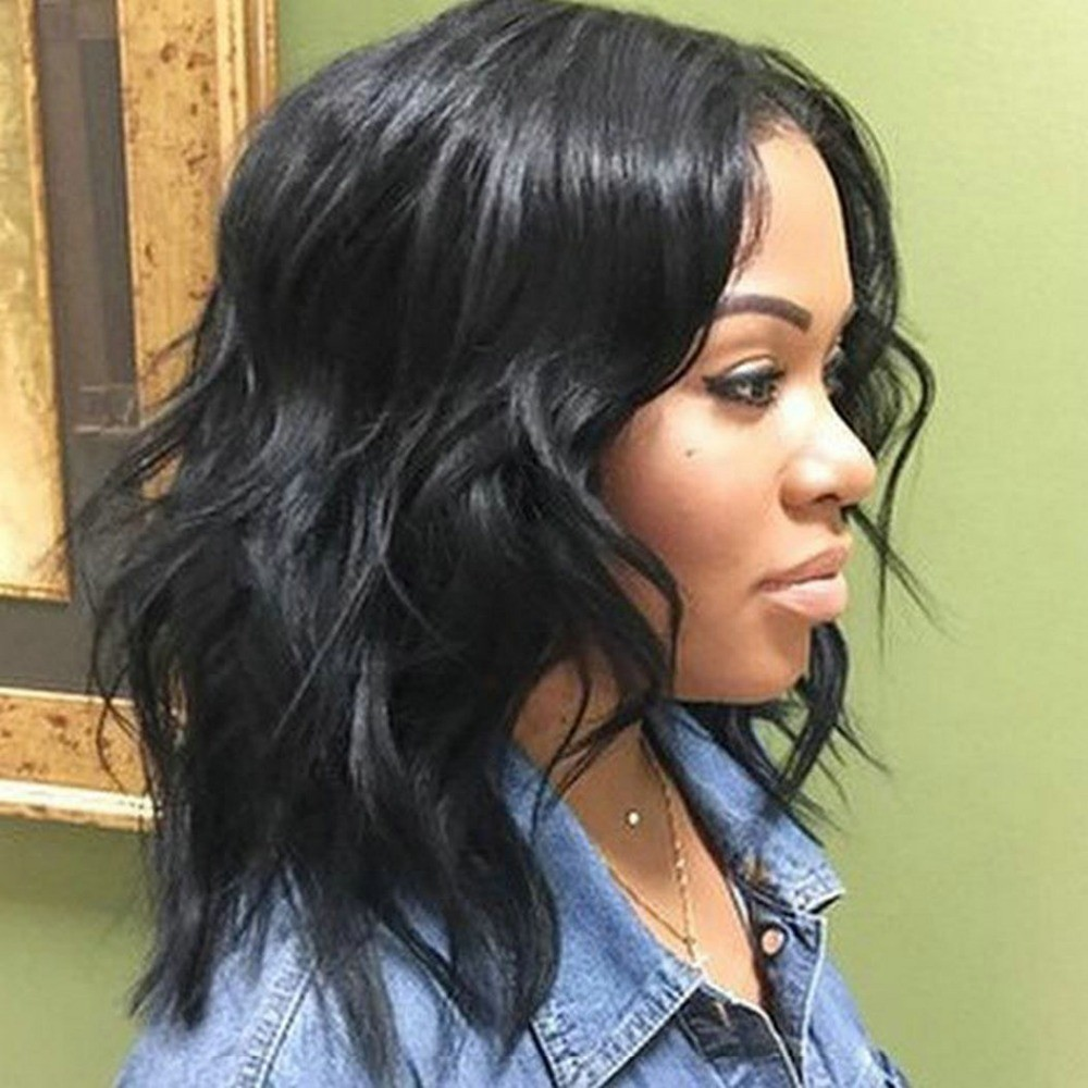 Marvelous 50 Best Medium Hairstyles For Black African American Women 2017 Hairstyle Inspiration Daily Dogsangcom