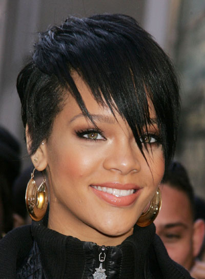 BEST SHORT HAIRCUT FOR OVAL FACES AFRICAN AMERICAN