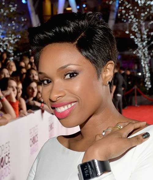 Pleasing 50 Best Short Haircuts For African American Women 2017 Cruckers Hairstyle Inspiration Daily Dogsangcom