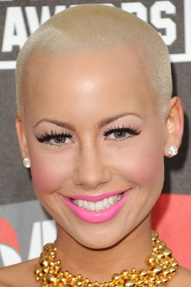 5 Good Bald Blonde Haircut Natural African American