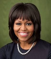Awesome Short Haircut layered with bangs African American over 40