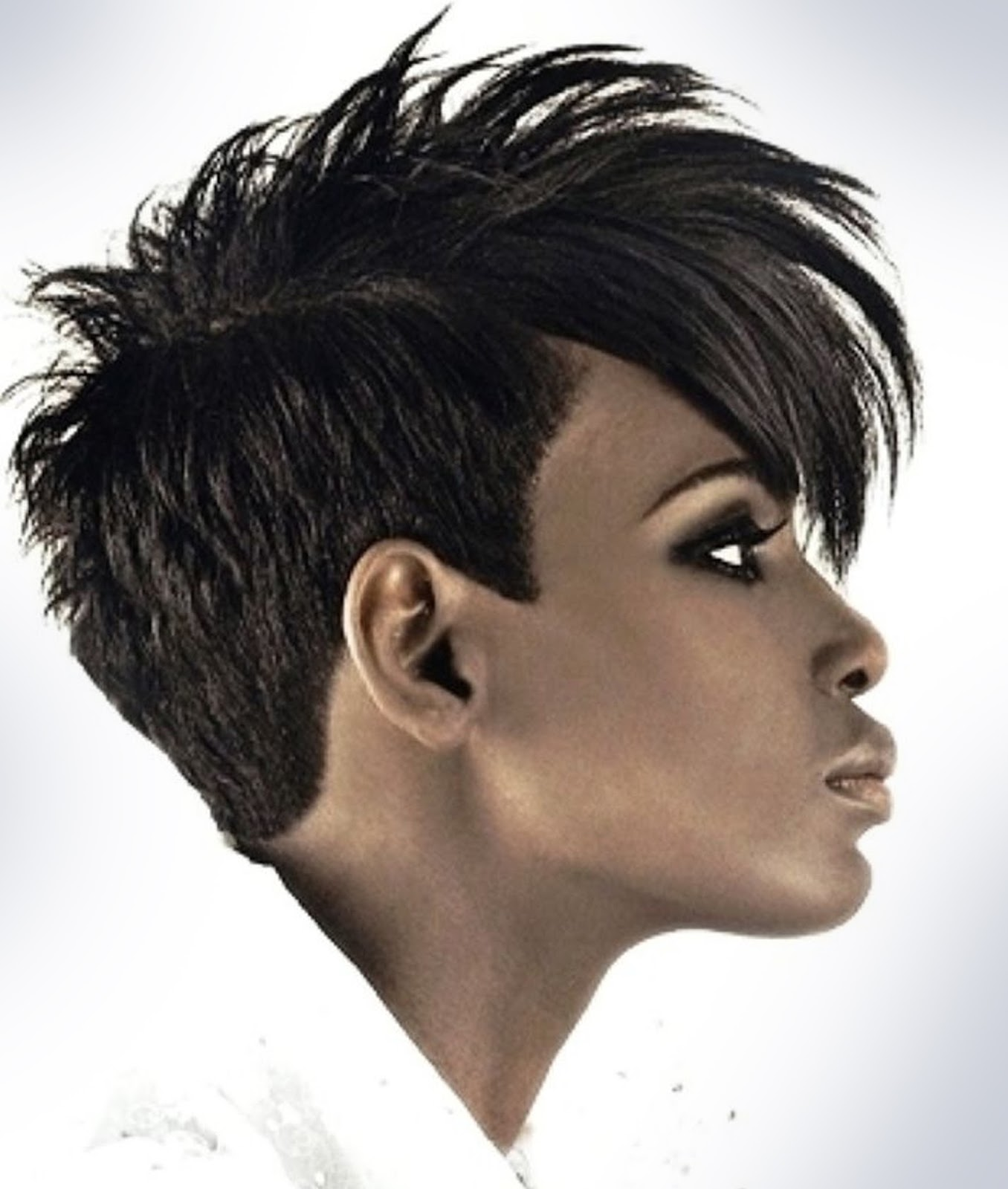 styling hair for black 5 stunning haircuts american cruckers 8807