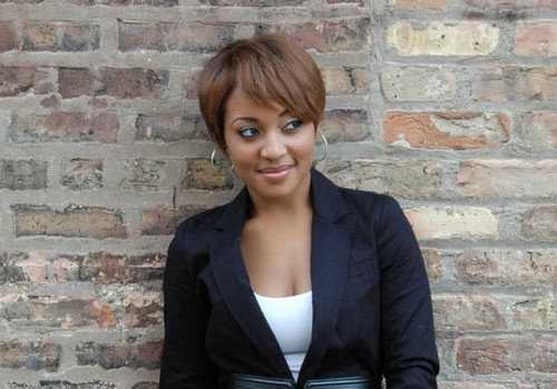 Tremendous Short Bob Haircut on fine hair African American