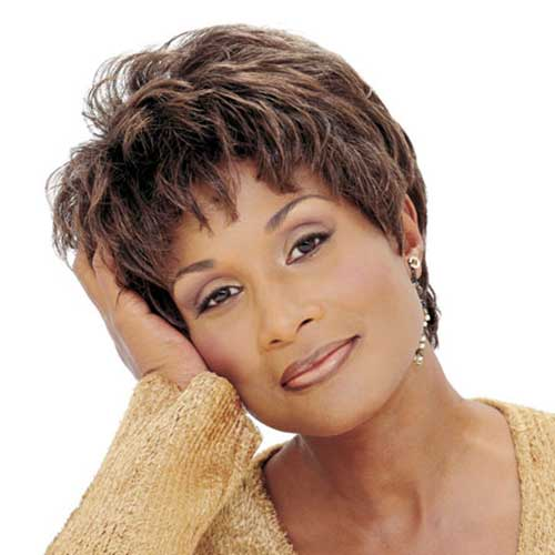 5 Super Short Haircuts For Women In 50 S African American Cruckers