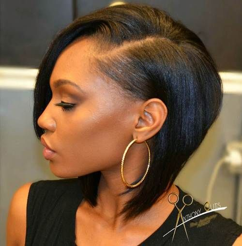 cute-wedding-bob-straight-on-sharp-edges