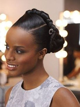 top-wedding-relaxed-hair-with-extension-black-women