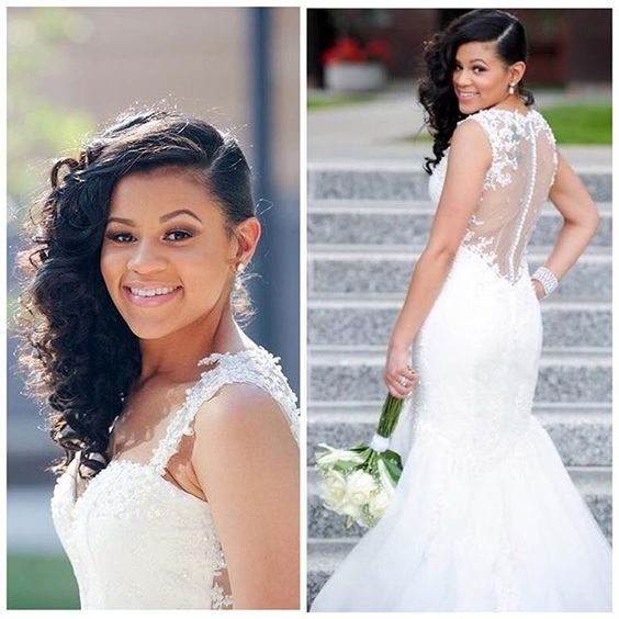 28 Prettiest Wedding Hairstyles: 5 Dependable Wedding Hairstyles For Black Women At 30