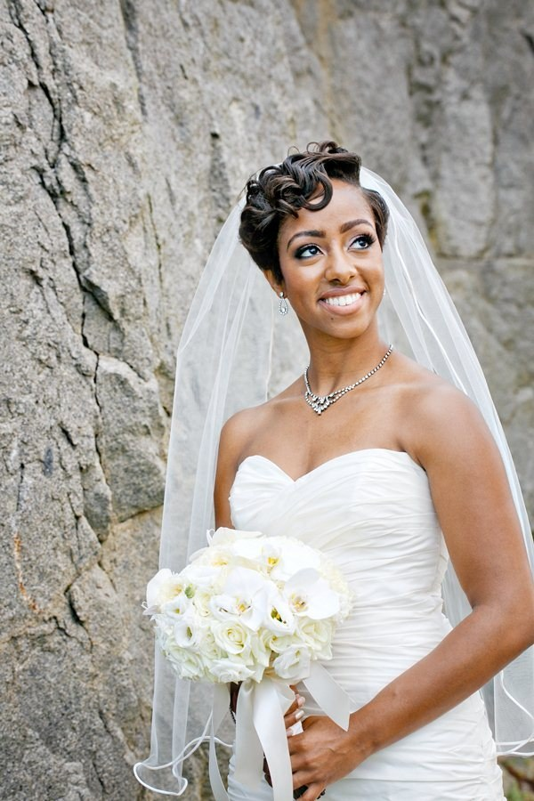 5 Best Wedding Hairstyles Heart Faces For Black Women