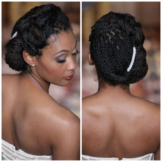 irresistibly-wedding-medium-braids-with-side-bun