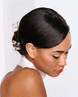 must-have-wedding-straight-hair-on-short-puff-black