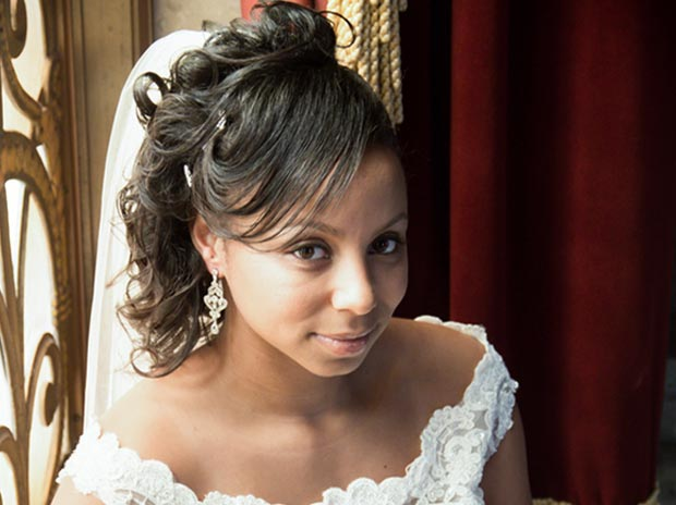 5 Must Have Wedding Straight Medium Hair Black Women