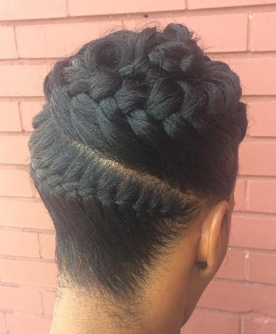 Black Braided Wedding Hairstyles: 5 Wedding Hairstyles On Cornrows You Must Try Black