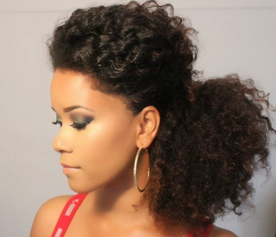 Best natural gorgeous hairstyle