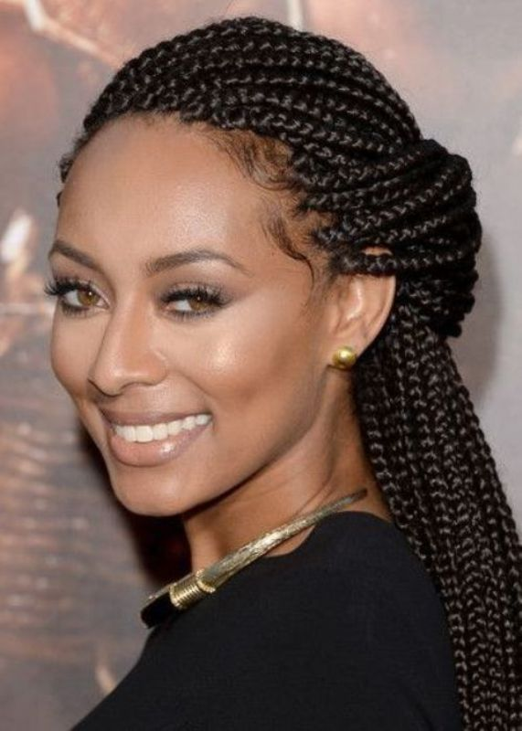 50 Best Black Braided Hairstyles - 2020 | Cruckers