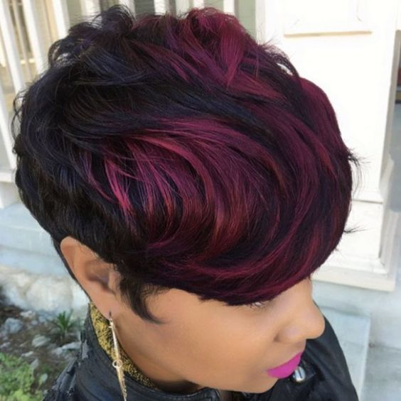 Highlight Colors For Black Natural Hair