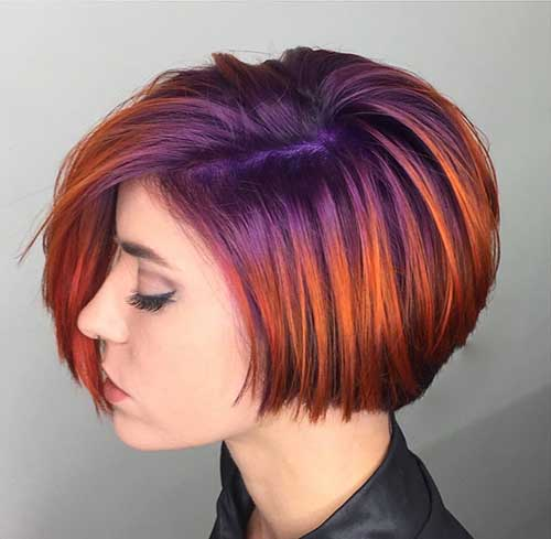 How To Cut A Short Bob Step By Step Guide For Bob