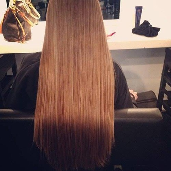 How To Straighten Hair Naturally At Home In An Overnight