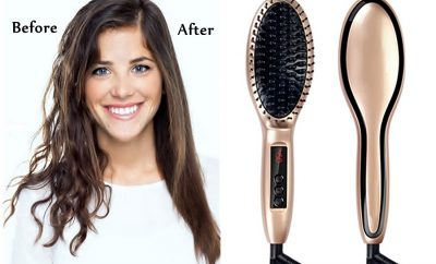 How To Straighten Hair Without Using A Straightener