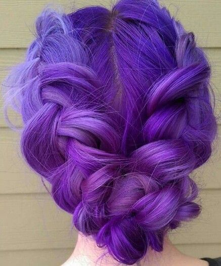 Tips On How to Dye Your Hair Purple – Cruckers