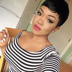5 Trendy Short Haircuts African American Women Should Try Cruckers