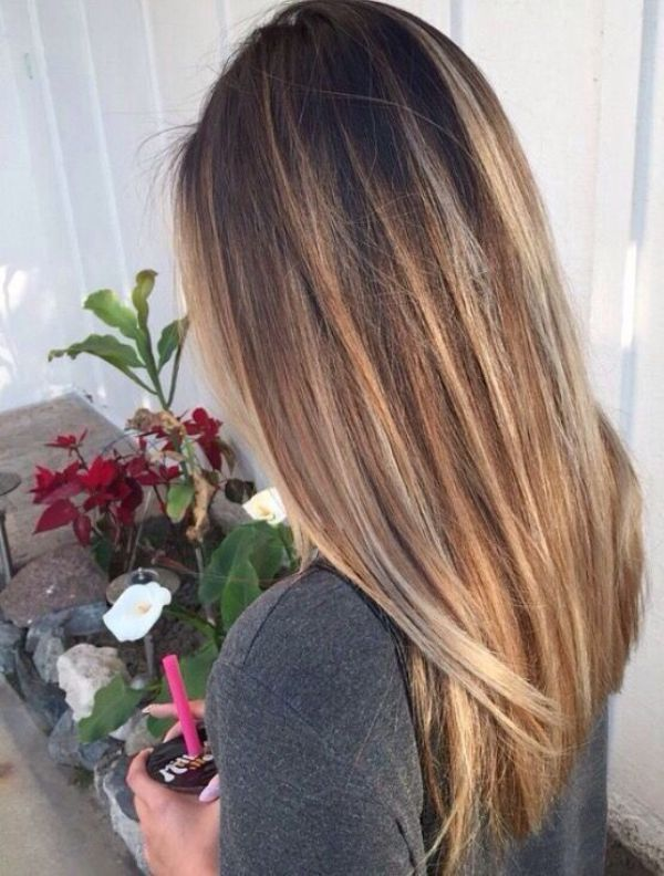 50 Best Balayage Hair Colour Ideas – 2018 Full Collection | CRUCKERS