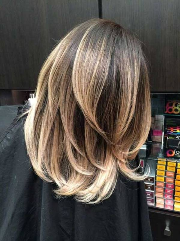 50 Best Balayage Straight Hairstyles – 2017 Collection   CRUCKERS