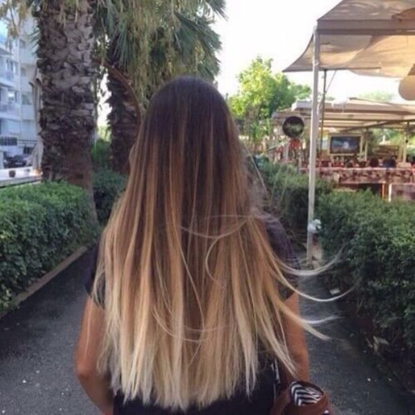 50 Best Balayage Straight Hairstyles 2020