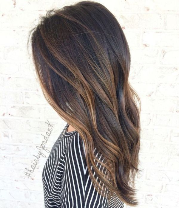 50 best balayage straight hairstyles � 2018 collection