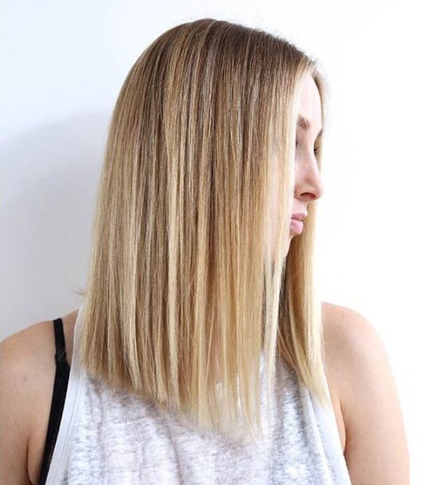 50 Best Balayage Straight Hairstyles 2020 Cruckers