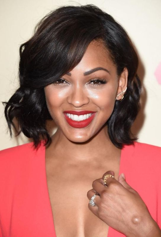 35 Best Short Black Haircuts For Round Faces 2018 Collection